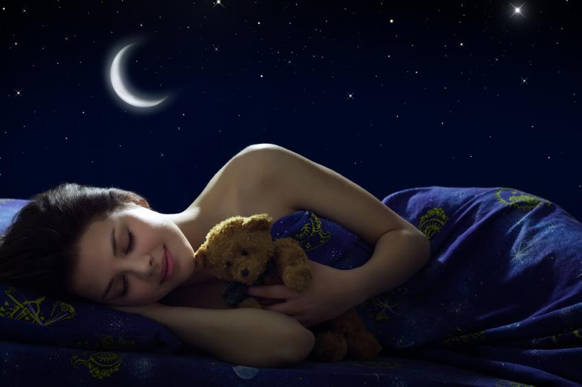 寝ていても痩せる、良質な睡眠がダイエットに効果的。