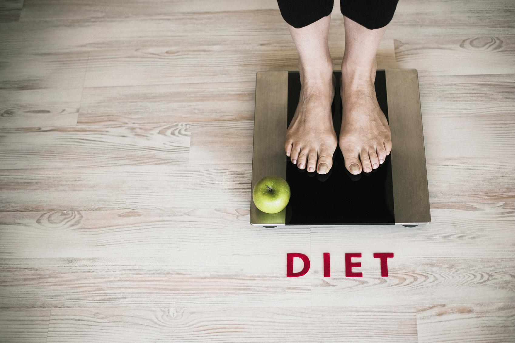2017年は代謝を良くして痩せるダイエットの5つの柱