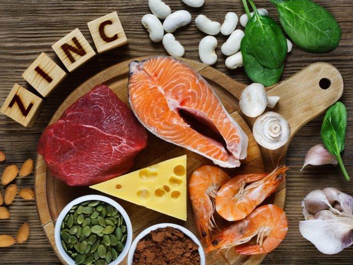 ダイエット中のあなた亜鉛不足かも!重要ミネラル亜鉛をとる方法。
